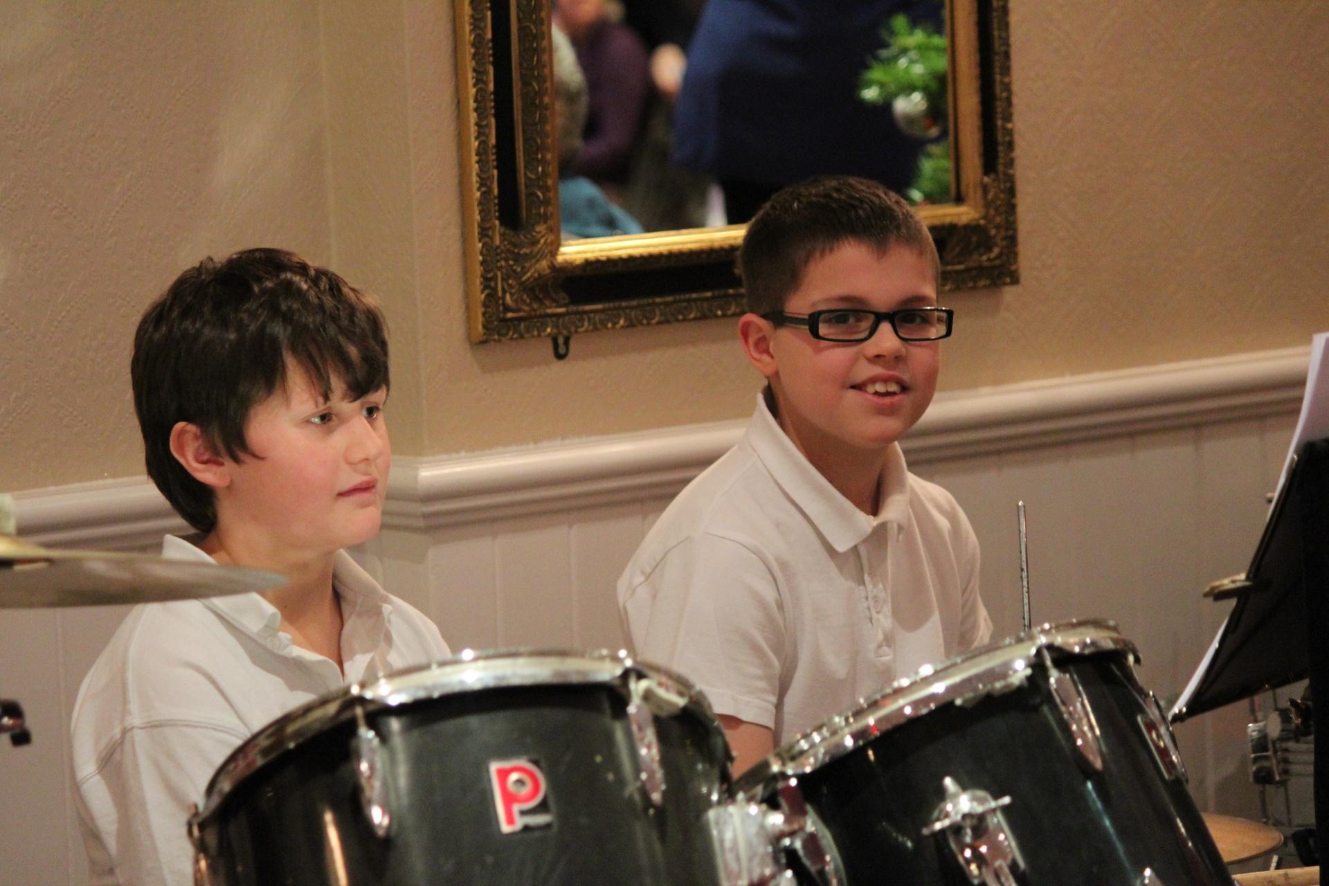 Aaron & Daniel